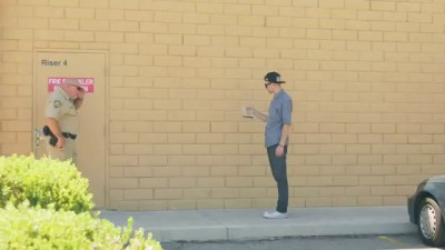 Dope Prank: Magician Tries To Sell Weed To A Cop!