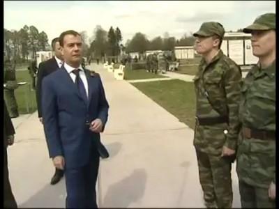 """Медведев сказал: """"Нормально"""""""