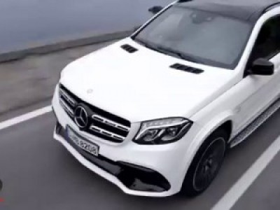 2016 Mercedes-Benz GLS Bewertung #gls