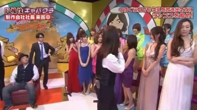 Сумасшедшее японское ТВ шоу (молоко и щекотка) часть 2