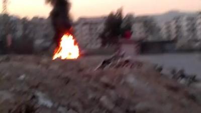 Уличная перестрелка .Сирия
