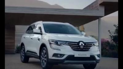 Renault Koleos 2017 Kritik #koleos