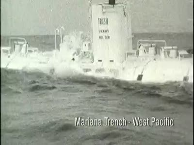 Погружение в Марианскую впадину