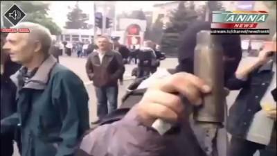 Мариуполь! 9 МАЯ, По людям вели огонь, Луганск,Донецк,Мариуполь