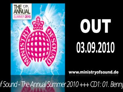 Ministry of Sound - The Annual Summer 2010