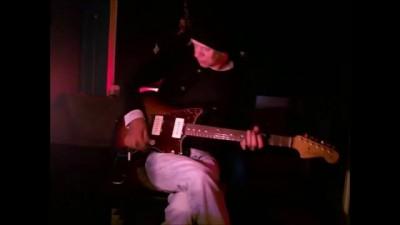 The Dark Room - Original Psychedelic Instrumental Guitar Improv