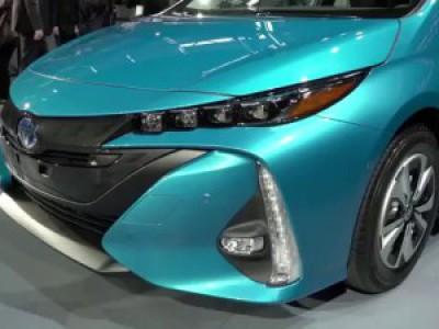 2017 Toyota Prius Prime Bewertung #prius