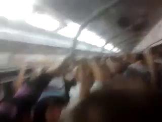 Случай в харьковском метро