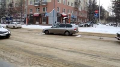 ДТП Весенняя Красноармейская