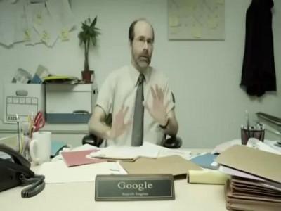Если бы поисковик Гугл был человеком