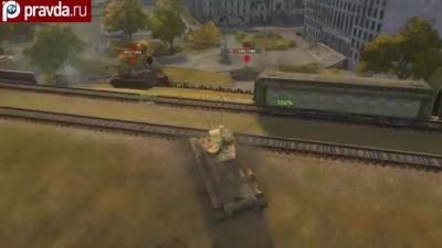 World of tanks: танковый бой за Сталина