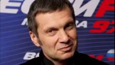 Владимир Соловьев: Донбассу никто ничего не обещал