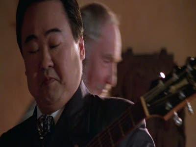 Удалая песнь японца