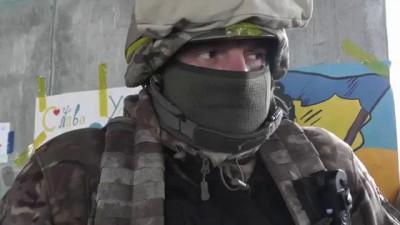 """Боец батальона Сiч: """"Мы воюем за будущее своих детей!"""" #АТО"""