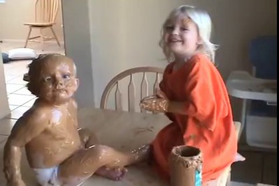 Peanut butter baby