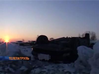 ДТП на 28 км комсомольской трассы