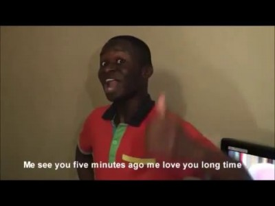 a hilarious African explains it all [+18] خربها الخال