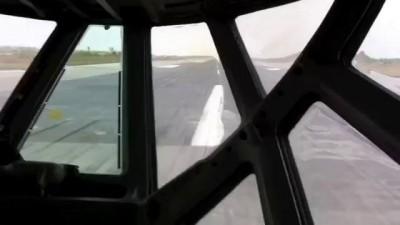 Ил-76 МЧС. Тушение