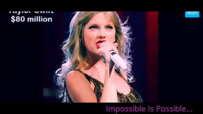Top 10 female singers 2015 highest paid singers I Richest singers in the world