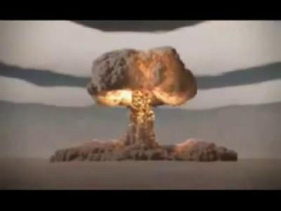 Колибри FIRE #8 Взрыв атомной и водородной бомбы