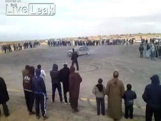 Ливийский дрифт