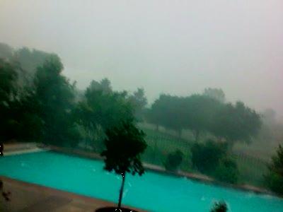 Жуткий ураган в Оклахоме