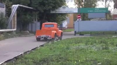 Самая быстрая машина России