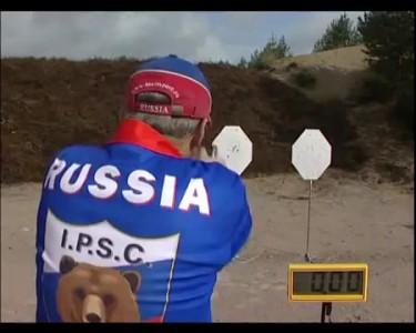 Практическая стрельба из пистолета / Russian Commando))