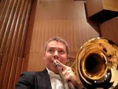 С.В.Рахманинов, Концерт №2 глазами бас-тромбона