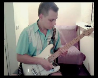 "Solo from ""Rising Force"" (by Yngwie Malmsteen)"