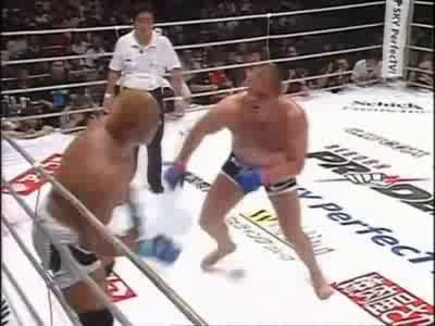 Федор Емельяненко признан лучшим бойцом MMA