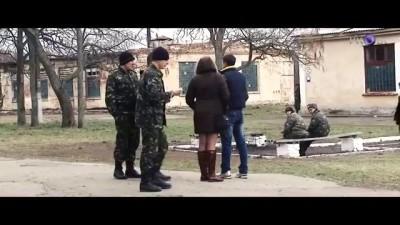 Полігон В Половецьке Мобілізовані люди невдоволені діями военкомату