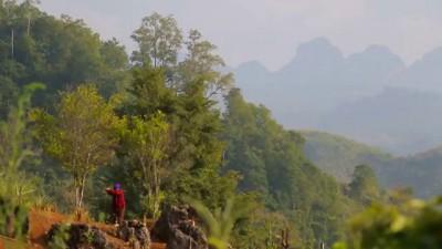 Лаос. Местные жители