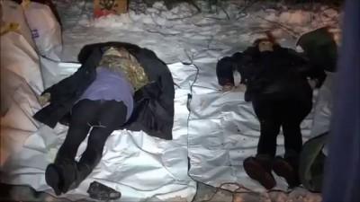 жертвы подрыва противопехотной мины ВСУ