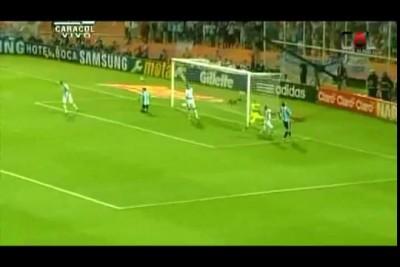 Argentina 3 Uruguay 0 - [Fecha 9] ELIMINATORIAS MUNDIAL BRASIL 2014