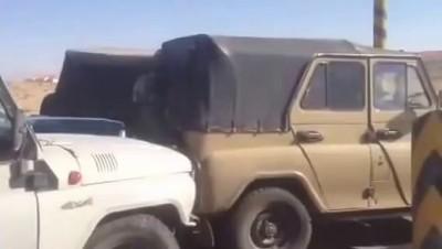 UAZ Crash