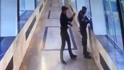 В Грозном убит полицейский