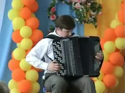 Вивальди на аккордионе
