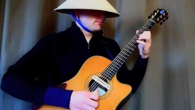 Транс на гитаре