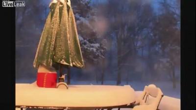 Выпал снег (Time Lapse)