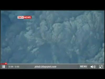 НЛО над вулканом. Исландия 3