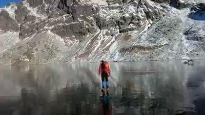 Безумно чистый лед