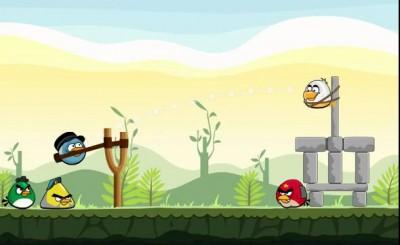 angrybirds за правое дело