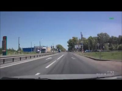 Нижний Новгород 7 июля 2012 авария