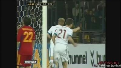 Армения – Чехия – 0:3