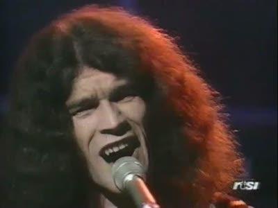 Nazareth - Bad, bad Boy - live 1973