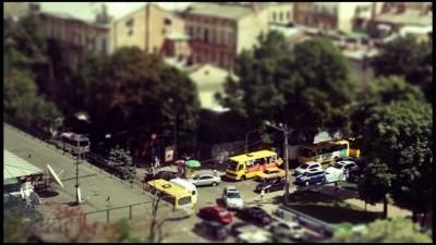 Одесса - игрушечный город