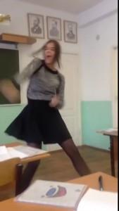 Танцорка от Бога 80L