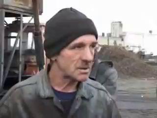 чумазый шахтер