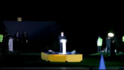 Януковича освистали на Олимпийском